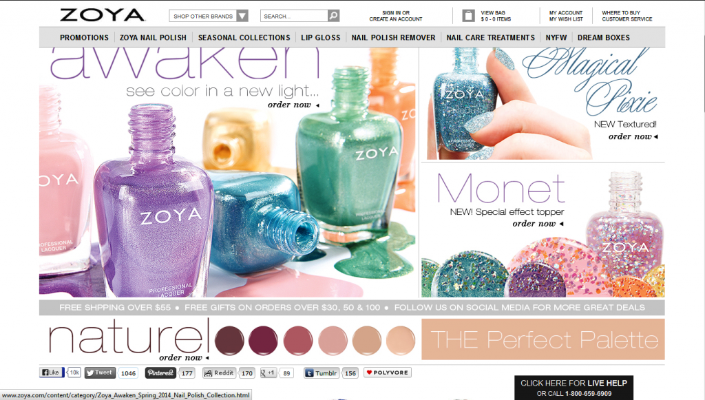 Zoya nail polish coupon - Burger king coupon